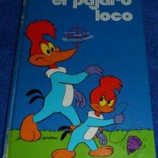 Tebeos: EL PÁJARO LOCO - FHER - LAIDA (1977). Lote 49604913