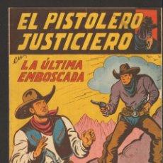 Tebeos: TEBEOS-COMICS GOYO - PISTOLERO JUSTICIERO - ED. MAGA - Nº 11 - MANUEL GAGO - RARO *BB99. Lote 49618120