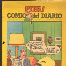 Tebeos: TEBEOS-COMICS GOYO - PIPA 3 - SUPLEMENTO DEL DIARIO DE VALENCIA - RARO *AA99. Lote 49643216