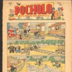 Tebeos: TEBEOS-COMICS CANDY - POCHOLO - Nº 167 - SALVADOR VIVES 1930 - DIFICIL* *CC99. Lote 49643381