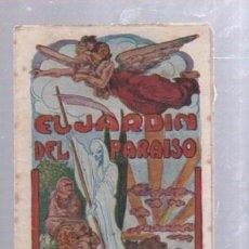 Tebeos: COLECCION DE CUENTOS ILUSTRADOS PARA NIÑOS. EL JARDIN DEL PARAISO. PERRAULT. Lote 49726371
