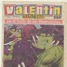 Tebeos: VALENTÍN TIN - TAN Nº 134.. Lote 49878643