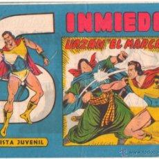 Tebeos: SINMIEDO ORIGINAL Nº 14 EDITORIAL ACROPOLIS 1962. Lote 49900590