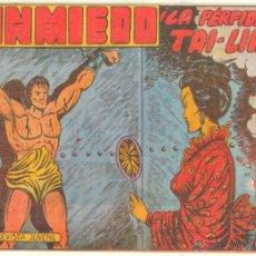 Tebeos: SINMIEDO ORIGINAL Nº 23 EDICIONES ACRÓPOLIS 1962 - . Lote 49958025