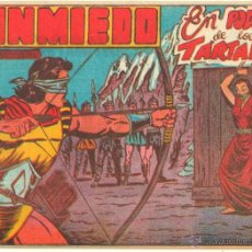 Tebeos: SINMIEDO ORIGINAL Nº 24 EDICIONES ACRÓPOLIS 1962 - EXCELENTE ESTADO. Lote 49958030