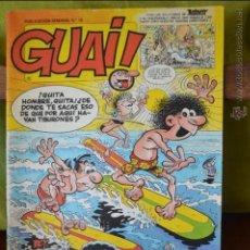 Tebeos: GUAI! 18 - TEBEOS SA - 1986 - GUAI 18. Lote 130640223