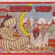 Tebeos: COMIC COLECCION MARGARITA EL LEGADO DEL MORO EDITORIAL FAVENCIA. Lote 50180804