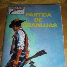 Tebeos: PARTIDA DE GRANUJAS. COLECCION SALVAJE TAMPA. *. Lote 50293001