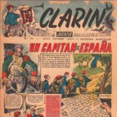 Tebeos: CLARIN ORIGINAL Nº 37 - 1950. Lote 50365269
