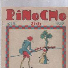 Tebeos: PINOCHO SEMANARIO INFANTIL AÑO IV Nº 150 1 ENERO 1928, ED. SATURNINO CALLEJA. Lote 50388210