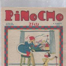 Tebeos: PINOCHO SEMANARIO INFANTIL AÑO IV Nº 159 4 MARZO 1928. ED. SATURNINO CALLEJA. Lote 50400422