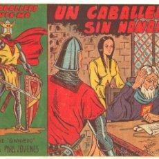 Tebeos: EL CABALLERO ENIGMA ORIGINAL 1963 COMPLETA ED. ACROPOLIS -1,2,3,4,5,6,7,8,9,10,11,12 VER PORTADAS -. Lote 50416038