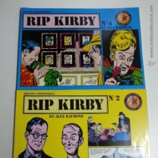 Tebeos: RIP KIRBY LOTE DE 2 Nº 2-4. Lote 50648150