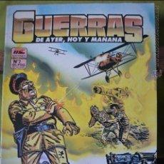 Tebeos: GUERRAS DE AYER, HOY Y MAÑANA 2 - MC EDICIONES - 1987. Lote 50732263