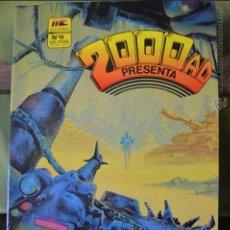Tebeos: 2000 AD PRESENTA 13 - ROGUE TROOPER - EDICIONES MC - 1986. Lote 50732340