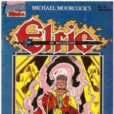 Tebeos: COMIC ELRIC DE MELNIBONE, Nº 3 - FIRST COMIC, TEBEOS S.A.. Lote 50805158