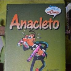 Tebeos: ANACLETO - EDITORIAL BRUCH - ENCICLOPEDIA DEL COMIC - VAZQUEZ. Lote 50994532
