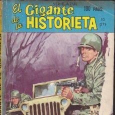 Tebeos: COMIC COLECCION EL GIGANTE DE LA HISTORIETA SERIE AZUL Nº8 EDICIONES MANHATTAN. Lote 51006061