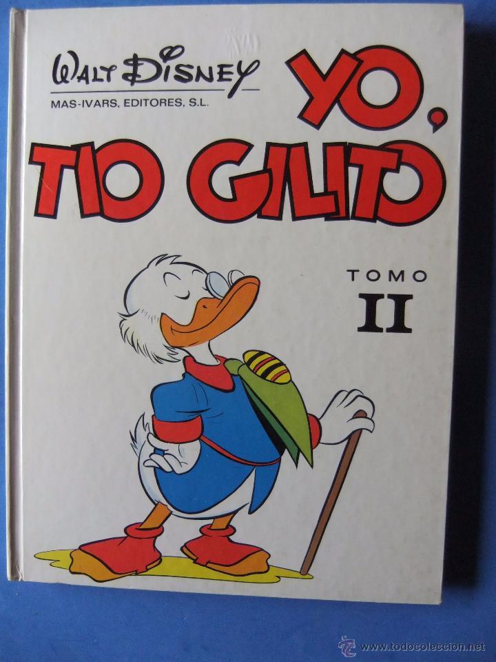 YO TIO GILITO TOMO II MAS-IVARS EDITORES S.L. 1977 (Tebeos y Comics - Tebeos Otras Editoriales Clásicas)
