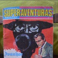 Tebeos: SUPERAVENTURAS DE IVANHOE - EDDIE DRAKE - CIENCIA FICCION - CODESA - 1968. Lote 51181209