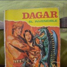 Tebeos: DAGAR EL INVENCIBLE - COLECCION LIBRIGAR MICO 46 - FHER - 1976. Lote 51181346