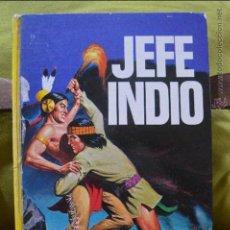 Tebeos: JEFE INDIO 14 - EDICIONES LAIDA - FHER - COLECCION COMICSOR - 1976. Lote 51181592