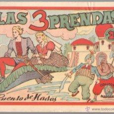 Tebeos: COLECCION MARGARITA Nº 45 ORIGINAL EDITORIAL FAVENCIA 1951, IMPECABLE - LAS 3 PRENDAS. Lote 51393724