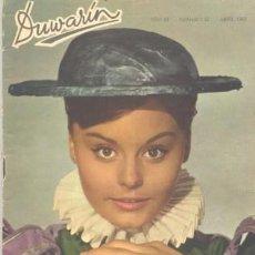 Tebeos: DUWARIN Nº22. AÑO 1963. BLANES, CRUZ DELGADO,BROCAL REMOHI, ROCIO DURCAL,.... Lote 51428589