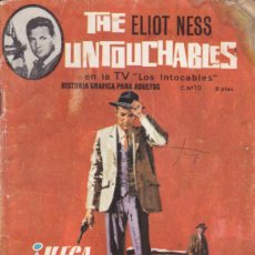 Tebeos: COMIC COLECCION THE UNTOUCHABLES ELIOT NESS EDITORIAL ARTI Nº 10. Lote 51450274