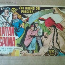 Tebeos: EL CAPITAN HISPANIA Nº 17 - CREO -T. Lote 51495699