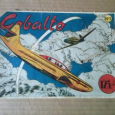 Tebeos: COBALTO N º3 - SIMBOLO -T-. Lote 51586994
