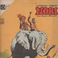 Tebeos: NOBI. LUDWIG RENN. EDITORIAL PABLO DE LA TORRIENTE. 1988. LA HABANA, CUBA. Lote 74323346