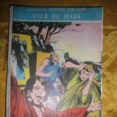 Tebeos: COLECCION HEROES BIBLICOS Nº 43 : EL MILAGRO SENSACIONAL. EDITORIAL DON BOSCO *. Lote 51602574