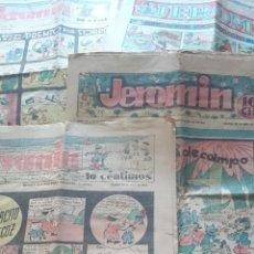 Tebeos: 15 EJEMPLARES DE JEROMIN AÑO VI DE 1934(VER DESCRIPCIÓN). Lote 51671939