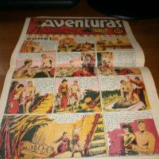 Tebeos: REVISTA DE HISTORIETAS AVENTURAS - PIRATAS AMARILLOS - EDITORIAL EL GATO NEGRO - 1936. Lote 51834578