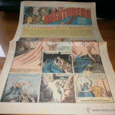 Tebeos: AVENTURERO - AÑO II - Nº 81 - HISPANOAMERICANA DE EDICIONES, S.A. - BARCELONA, 1936. Lote 51887913