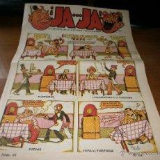 Tebeos: JA...JA - Nº 32 - EDITORIAL EL GATO NEGRO - AÑOS 30.. Lote 51888350