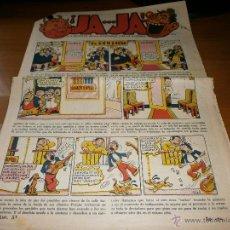 Tebeos: JA...JA - Nº 51 - EDITORIAL EL GATO NEGRO - AÑOS 30.. Lote 51888479