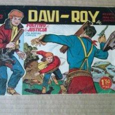 Tebeos: DAVI - ROY- Nº 3 - CREO -T. Lote 52140514