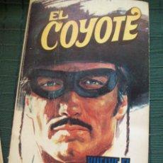Tebeos: EL COYOTE - JOSE MALLORQUI - Nº 131 VUELVE EL COYOTE. ED. FAVENCIA 1975. JANO. Lote 52306969