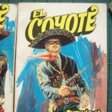 Tebeos: EL COYOTE - JOSE MALLORQUI - Nº 35 CUANDO EL COYOTE CASTIGA. ED. FAVENCIA 1974. JANO. Lote 52307013