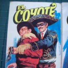 Tebeos: EL COYOTE - JOSE MALLORQUI - Nº 31 EL PRECIO DEL COYOTE. ED. FAVENCIA 1974 JANO. Lote 52307344
