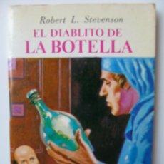 Tebeos: MINIBIBLIOTECA DE LA LITERATURA UNIVERSAL **EL DIABLITO DE LA BOTELLA**. ROBERT L. STEVENSON. Lote 52325245