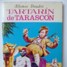 Tebeos: MINIBIBLIOTECA DE LA LITERATURA UNIVERSAL **TARTARÍN DE TARASCÓN**. ALFONSO DAUDET. Lote 52329002