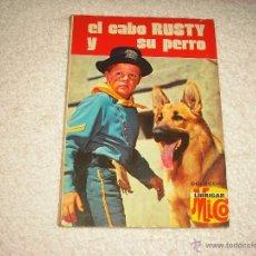 BDs: EL CABO RUSTY Y SU PERRO . COLECCION LIBRIGAR. Lote 52455506