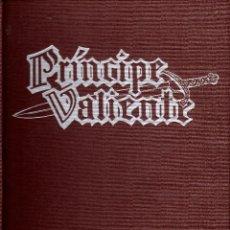 Tebeos: PRINCIPE VALIENTE VOLÚMENES DEL 13 AL 24 (DESDE 1944) COLOR/TAPA DURA - MAS DE 200 PAGS.. Lote 52590107