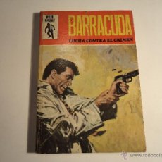 Tebeos: MISION IMPOSIBLE. Nº 6. BARRACUDA. (E-5). Lote 52657957