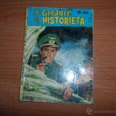 Tebeos: EL GIGANTE DE LA HISTORIETA Nº 20 AZUL ORIGINAL 1961 EDICIONES MANHATTAN. Lote 52745217
