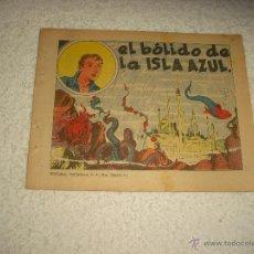 Tebeos: EL BOLIDO DE LA ISLA AZUL . EDITORIAL ESPAÑOLA . SAN SEBASTIAN. Lote 52946029