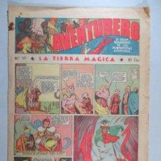 Tebeos: AVENTURERO , Nº 59 , LA TIERRA MAGICA , CASA EDITORIAL VECCHI. Lote 52986628